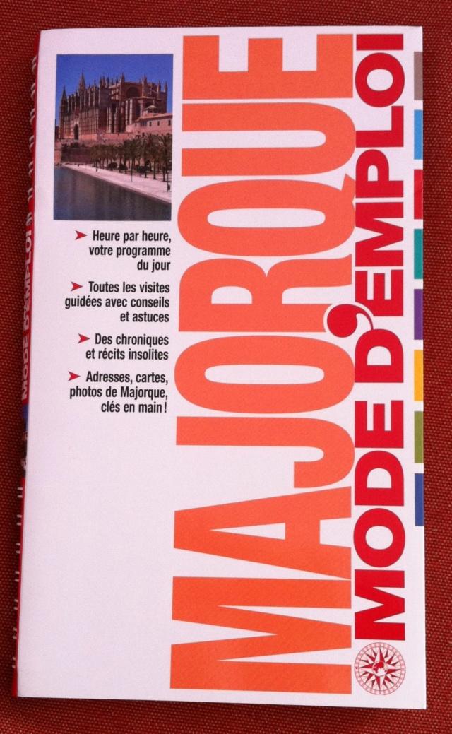 Mallorca et les livres, guides et DVD Majorq10