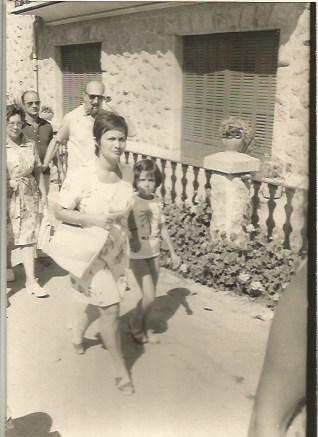 Mon premier séjour à Mallorca – Septembre 1974 Mallor11