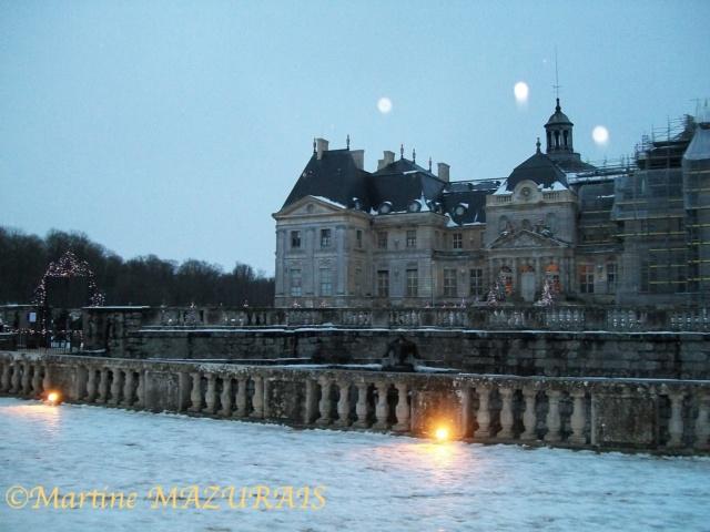 Maincy – Le château de Vaux le Vicomte Nozol_21