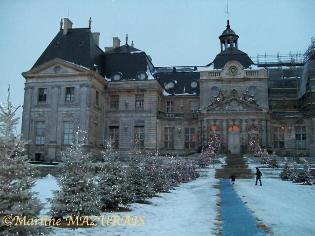 Maincy – Le château de Vaux le Vicomte Nozol_22