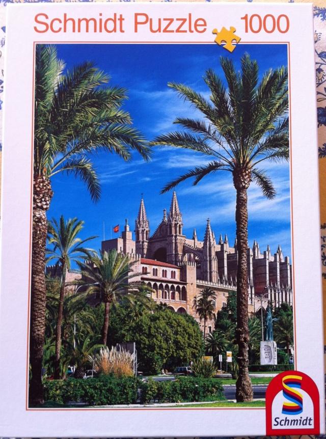 Mes créations sur le thème de Mallorca Puzzle10