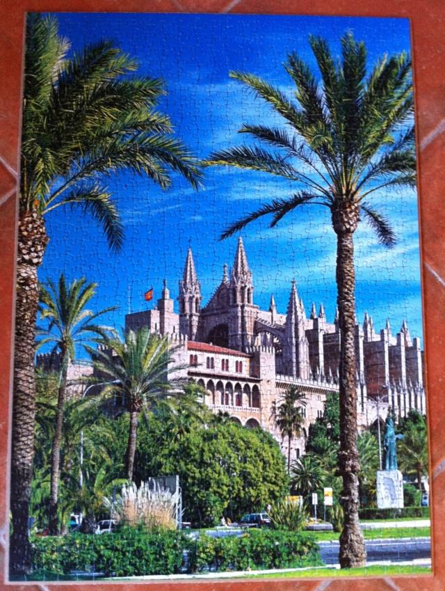 Mes créations sur le thème de Mallorca Puzzle11