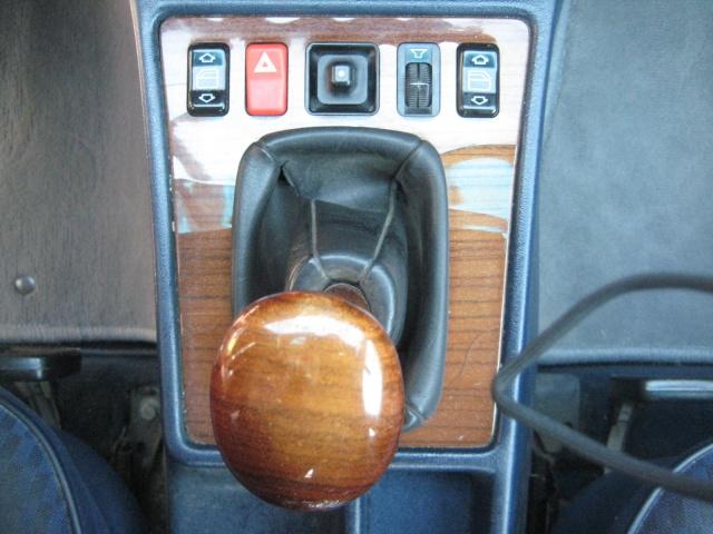 Interrupteur Panneau Mercedes w123 Zebrano Bois 4 Trous 3 gauche 1 droite