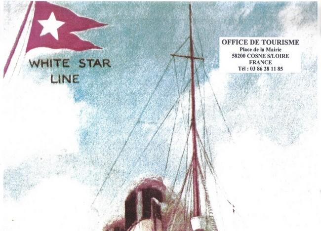 Exposition Titanic à Cosne en 2003 et peut-être 2012 Rogerb11