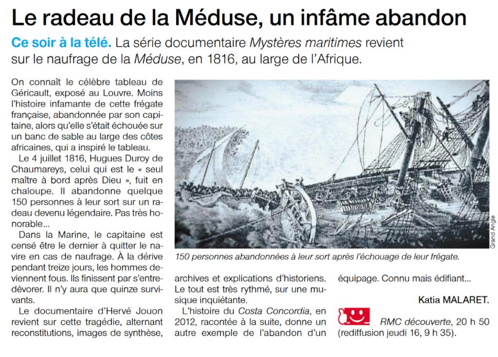 [Histoire] Le naufrage de la méduse 2018-021