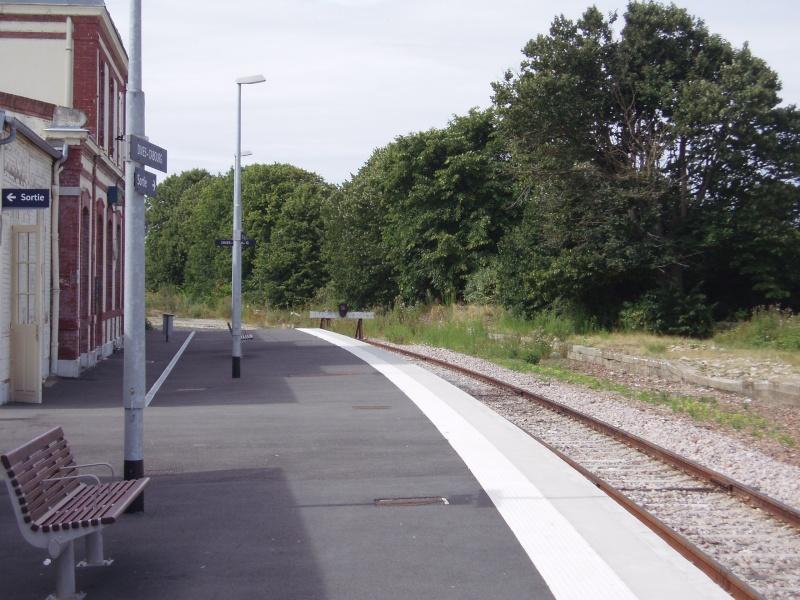 La ligne Trouville-Deauville / Dives-Cabourg P1010013