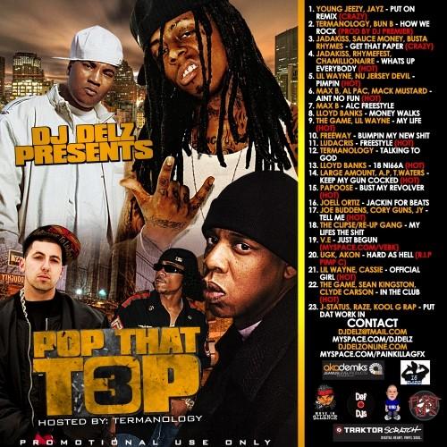 dj delz / pop that top 3 / 2008 00_cov10