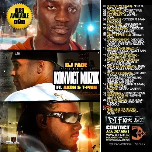 dj fade / konvict muzik feat. akon & t-pain / 2008 00_cov14