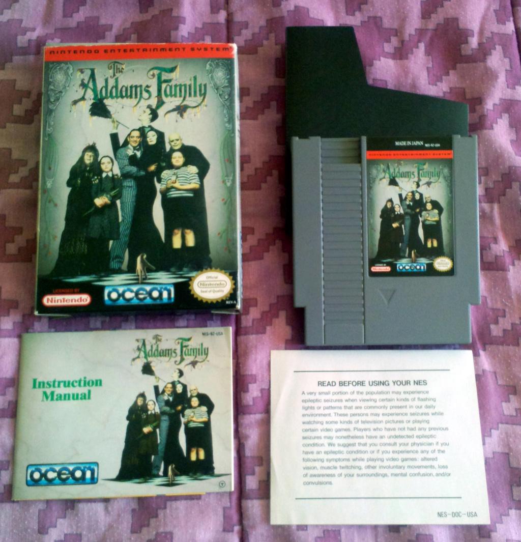 [Estim] 4 MVS, 6 jeux NES, Last Ninja C64 Af10