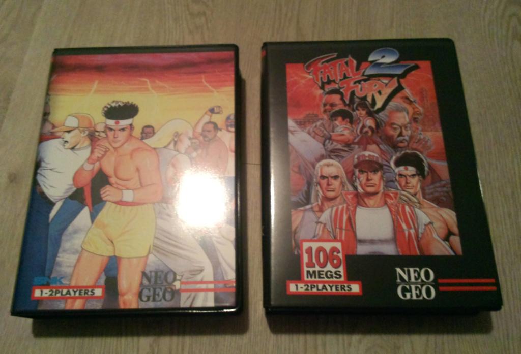 [Estim] 4 MVS, 6 jeux NES, Last Ninja C64 Ff1-210