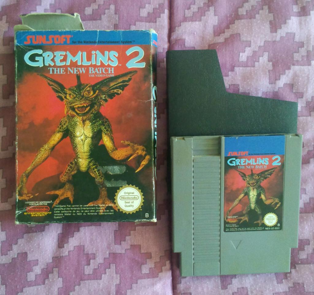 [Estim] 4 MVS, 6 jeux NES, Last Ninja C64 Gr10