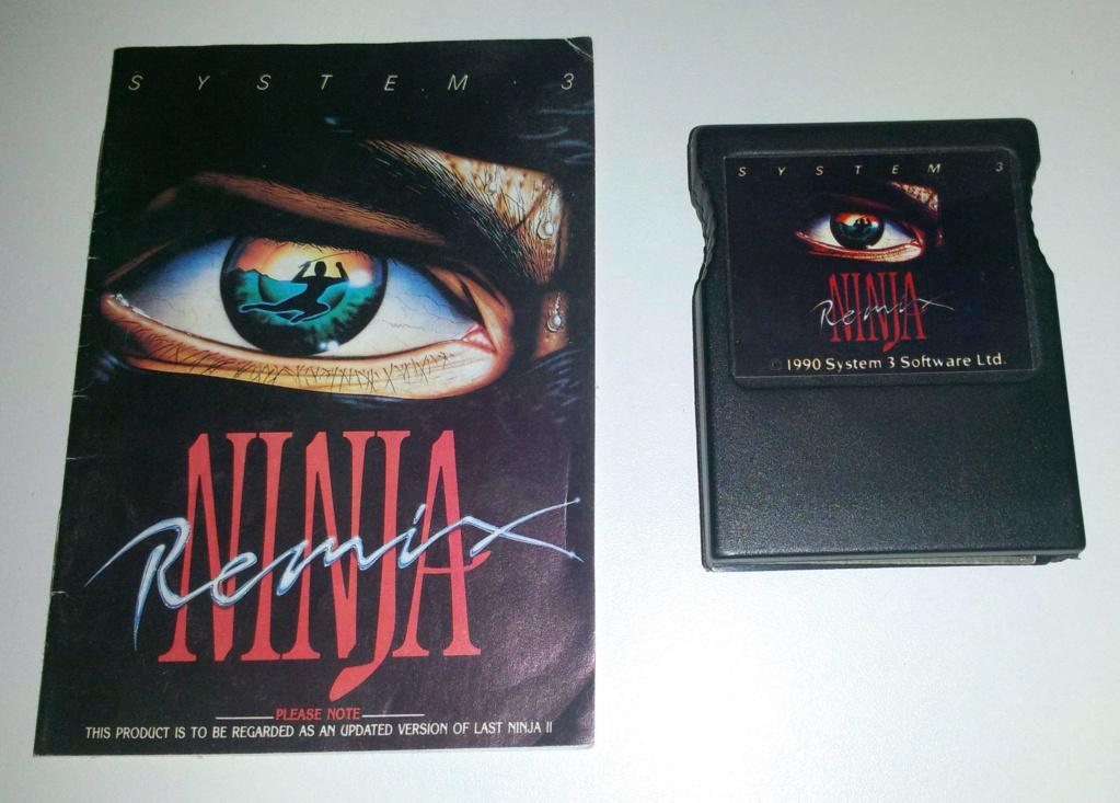 [Estim] 4 MVS, 6 jeux NES, Last Ninja C64 Lnr10