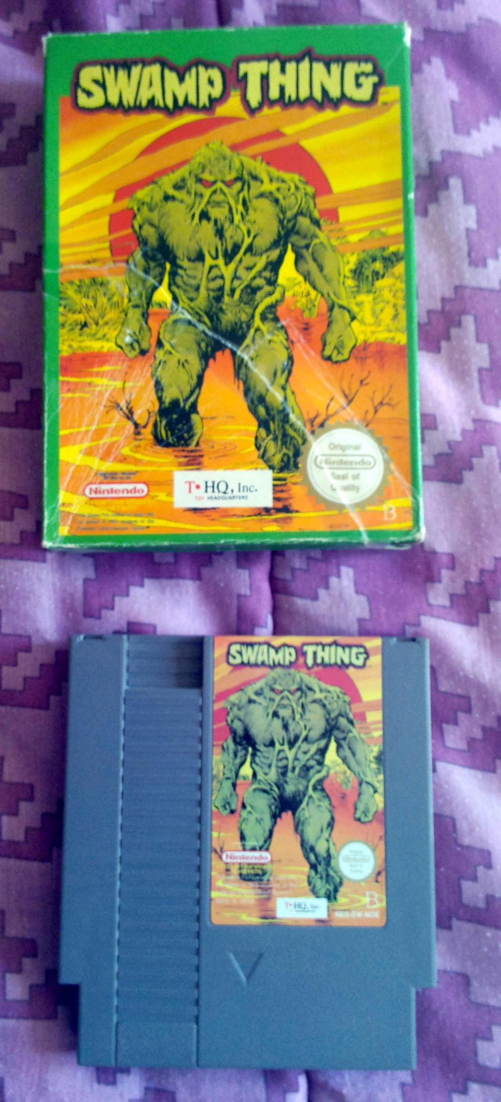[Estim] 4 MVS, 6 jeux NES, Last Ninja C64 St10