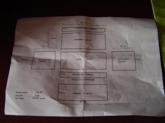 Construction d'un terrarium pour Boa constrictor imperator Dsc01410