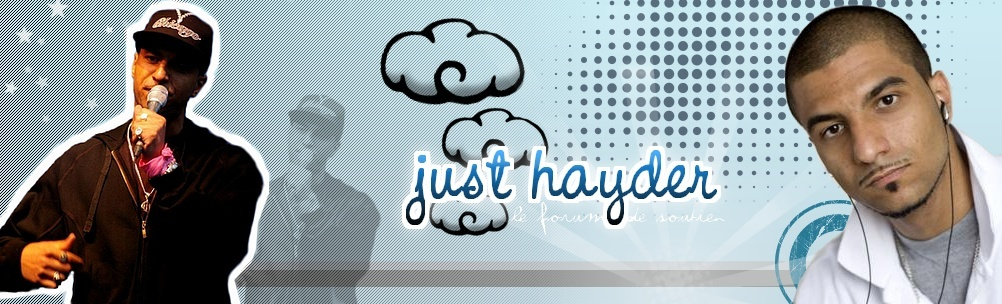 .:: Just-Hayder. Forum Officiel ::.