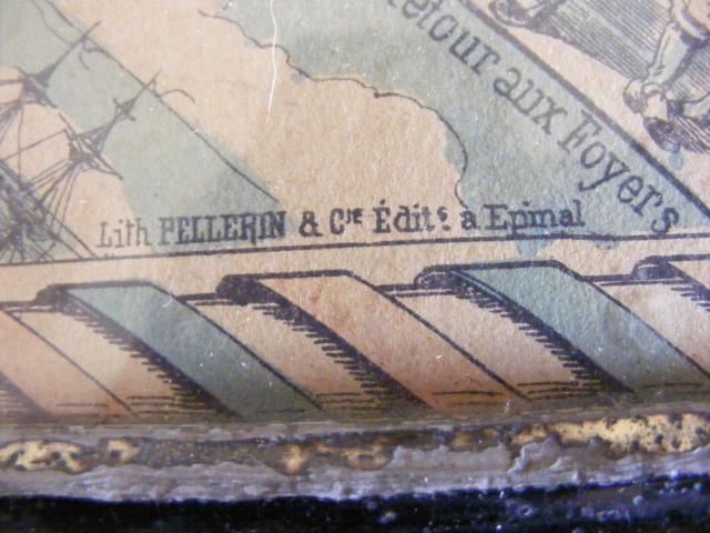 Une affichette. Dscf2811