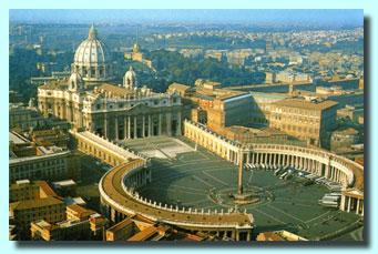 Vu de Rome (vidéo) Vatica10
