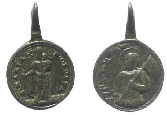oroppa - S. José / Virgen de Oropa (MAM) Medail10