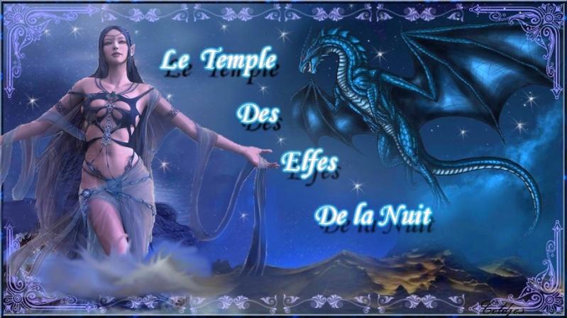 Le Temple des Elfes de la Nuit
