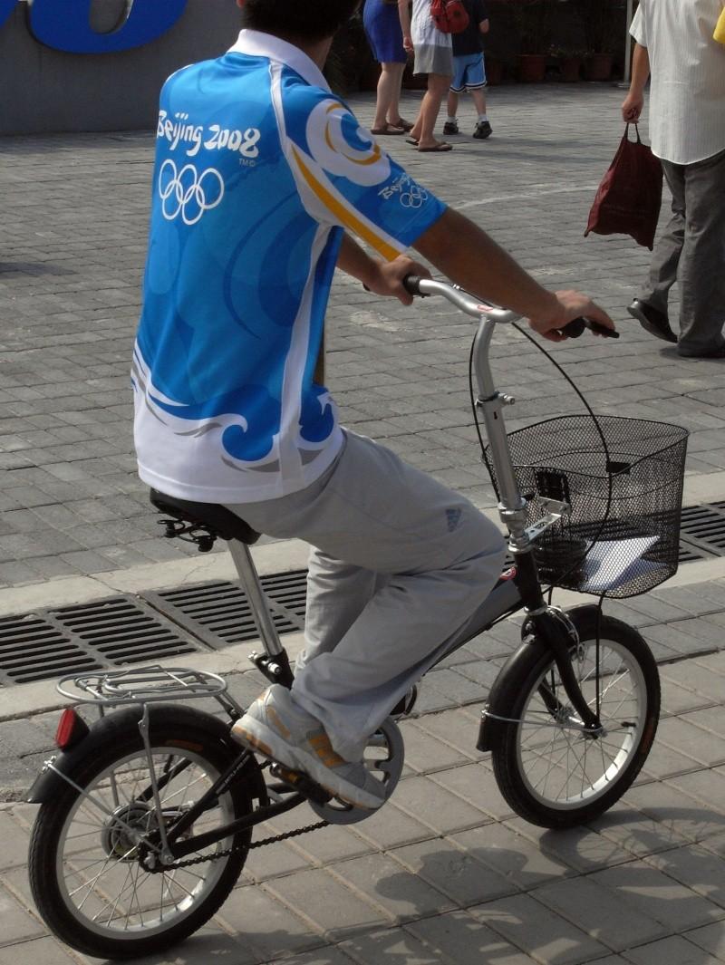 vélos pliants aux JO 110