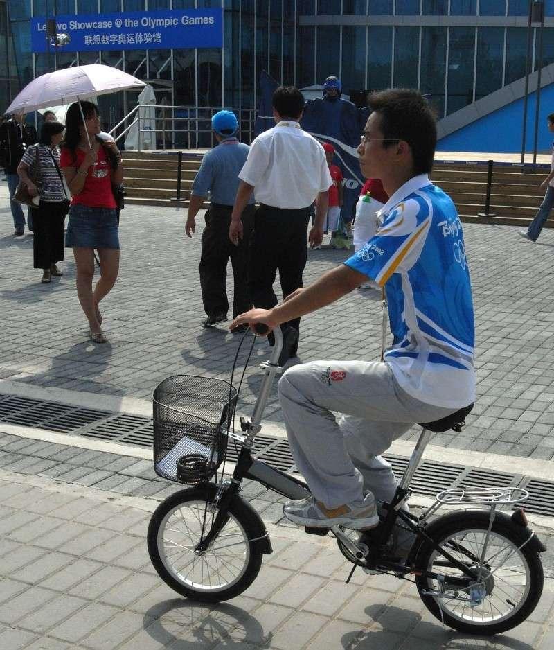 vélos pliants aux JO 210