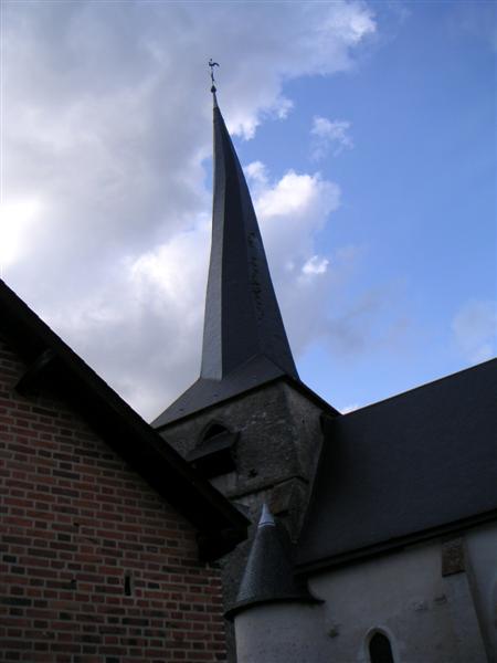 Le cloché du village Sologn10