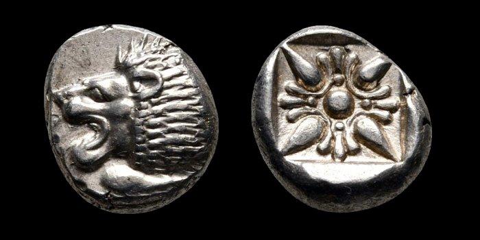 Lycie -Dynastes du IVe siècle 01010