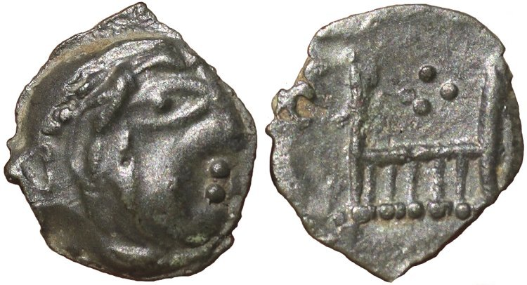 Monnaie romano-gauloise 222210