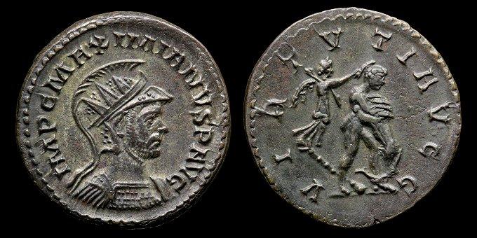 Aureliani de Lyon de Dioclétien et de ses corégents - Page 12 66411