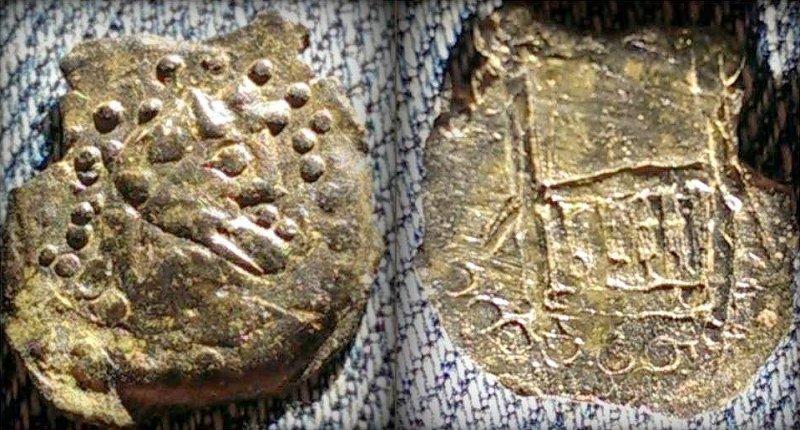 Monnaie romano-gauloise Abc10