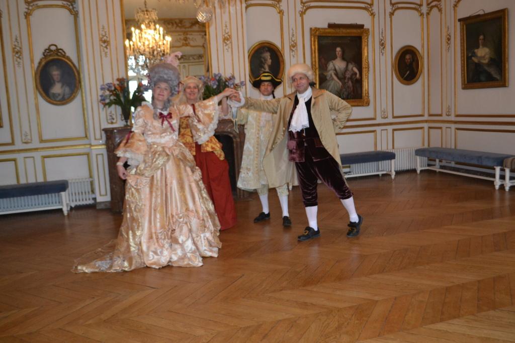""""""" Murder party """" ,   Théâtre au château de Breteuil  Dsc_0110"""