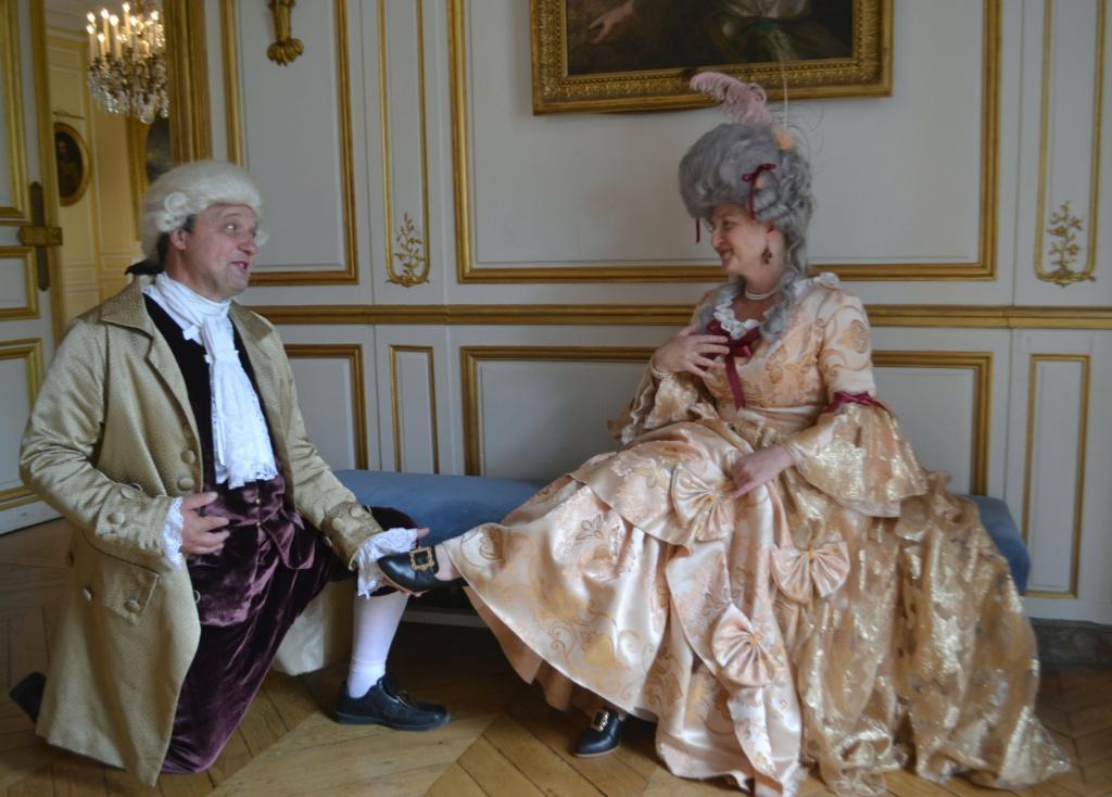 """"""" Murder party """" ,   Théâtre au château de Breteuil  Dsc_0112"""