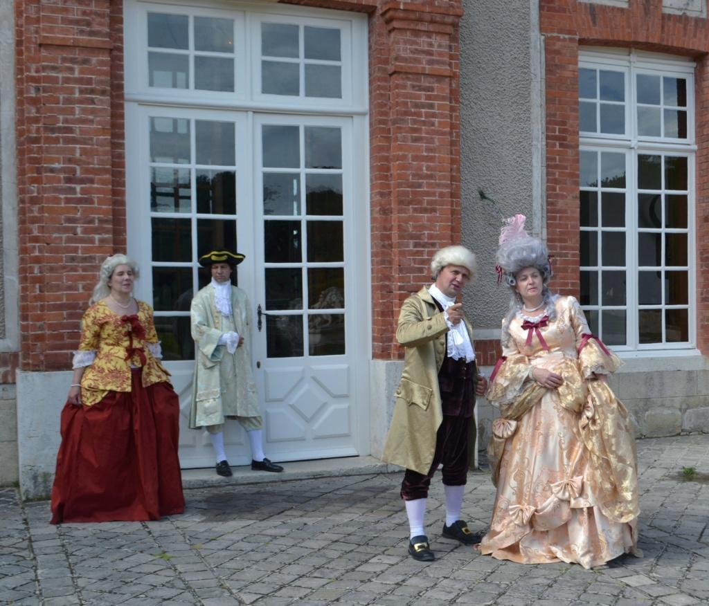 """"""" Murder party """" ,   Théâtre au château de Breteuil  Dsc_0211"""