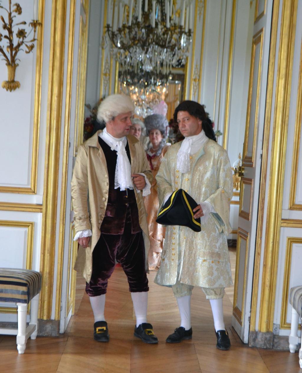 """"""" Murder party """" ,   Théâtre au château de Breteuil  Dsc_0212"""