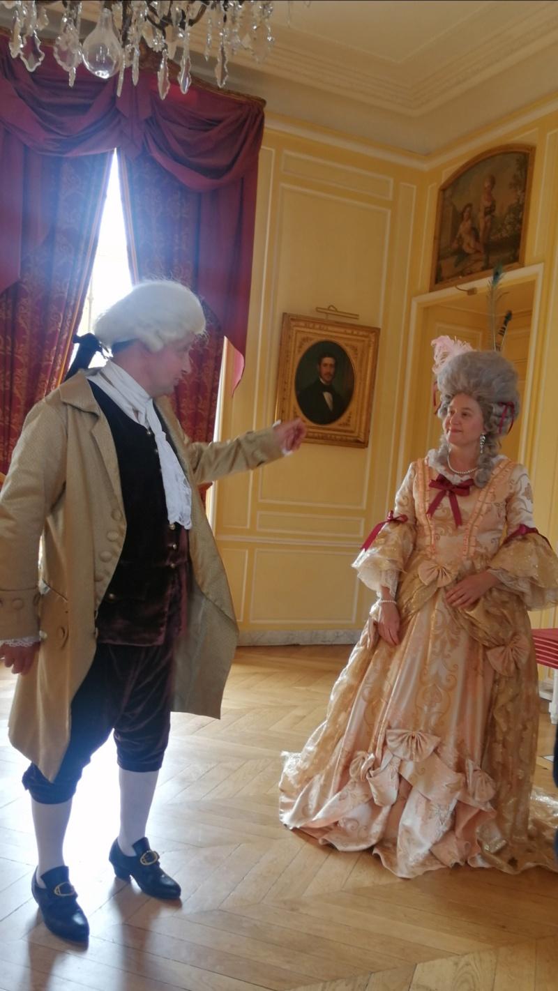 """"""" Murder party """" ,   Théâtre au château de Breteuil  Img_2113"""