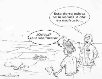 CARICATURAS - CASTRO-CHAVISMO - Página 3 Carica10