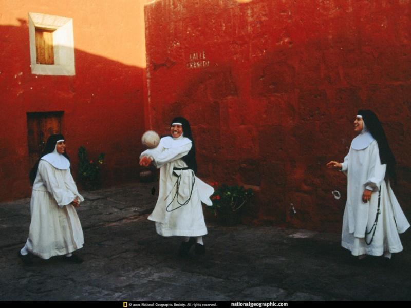 FOTOS ESPECTACULARES DE TODO EL MUNDO - Página 2 Monjas10