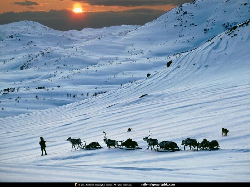 FOTOS ESPECTACULARES DE TODO EL MUNDO - Página 3 Nieve10
