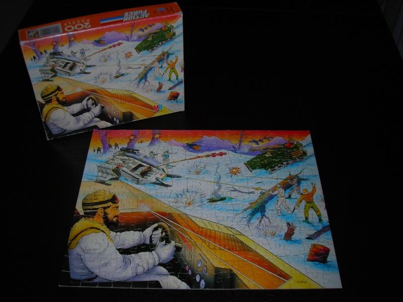 Les puzzles 80's de D.A, séries ou de  gamme de jouets.... Dscn4710