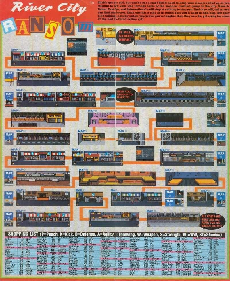 [Guia] Downtown Nekketsu Monogatari [NES] Rcr10