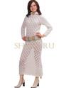 Вяжем платья и туники Deew610