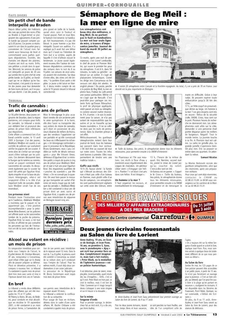 SÉMAPHORE - BEG MEIL (FINISTÈRE) - Page 2 02080212