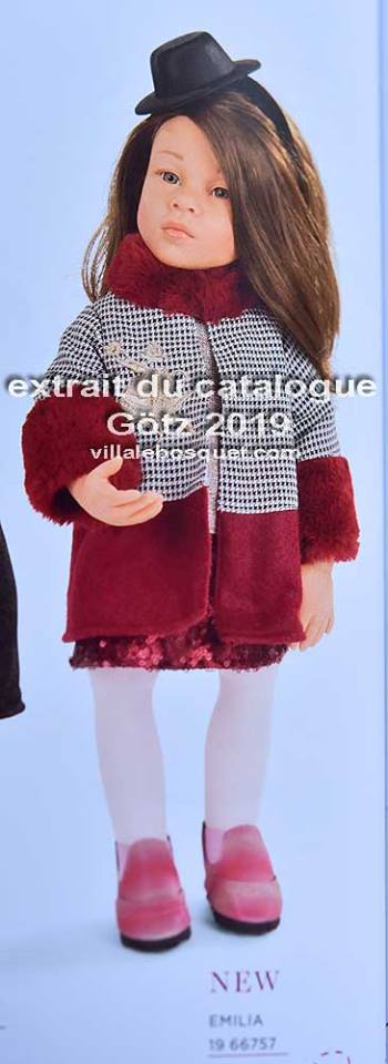 Nouvelle Happy Gotz Emilia Emilia10