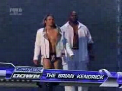 Steve Austin vs Chris Jericho vs The Brian Kendrick(Triple Treath Match) 47937210