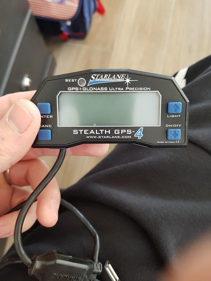 Connexion d'un Starlane GPS 4 20190311