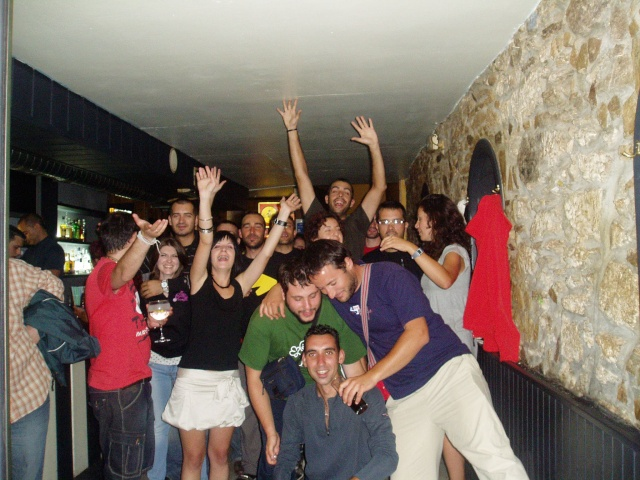 CAMÍ PRIMITIU A SANTIAGO Bar_to11