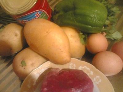 طاجين البطاطس السريع  بطريقة جديدة بالصور Image411