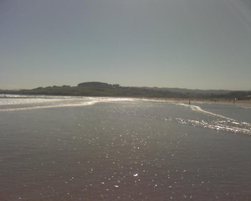 Campo y playa 26-08-10