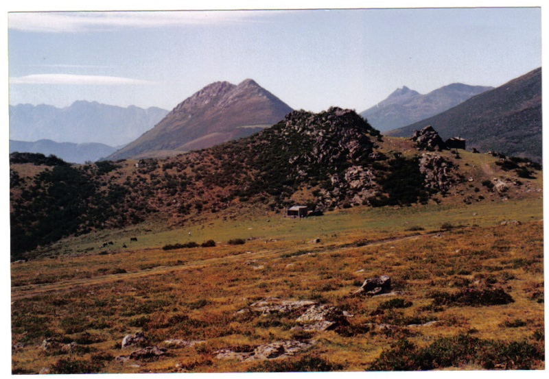 Fotos de los montes CANTABROS Sejos110