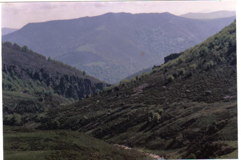 Fotos de los montes CANTABROS Sejos310